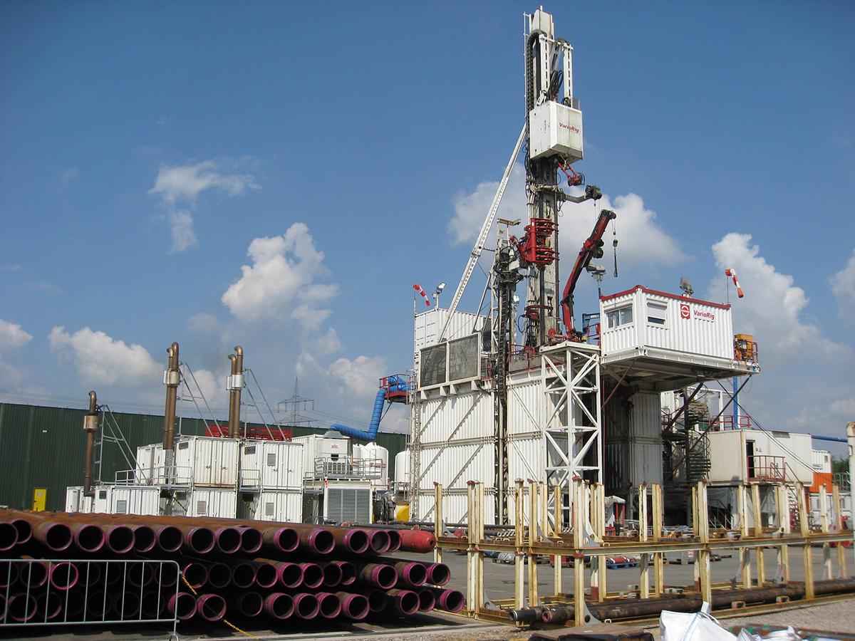 onshore oil company