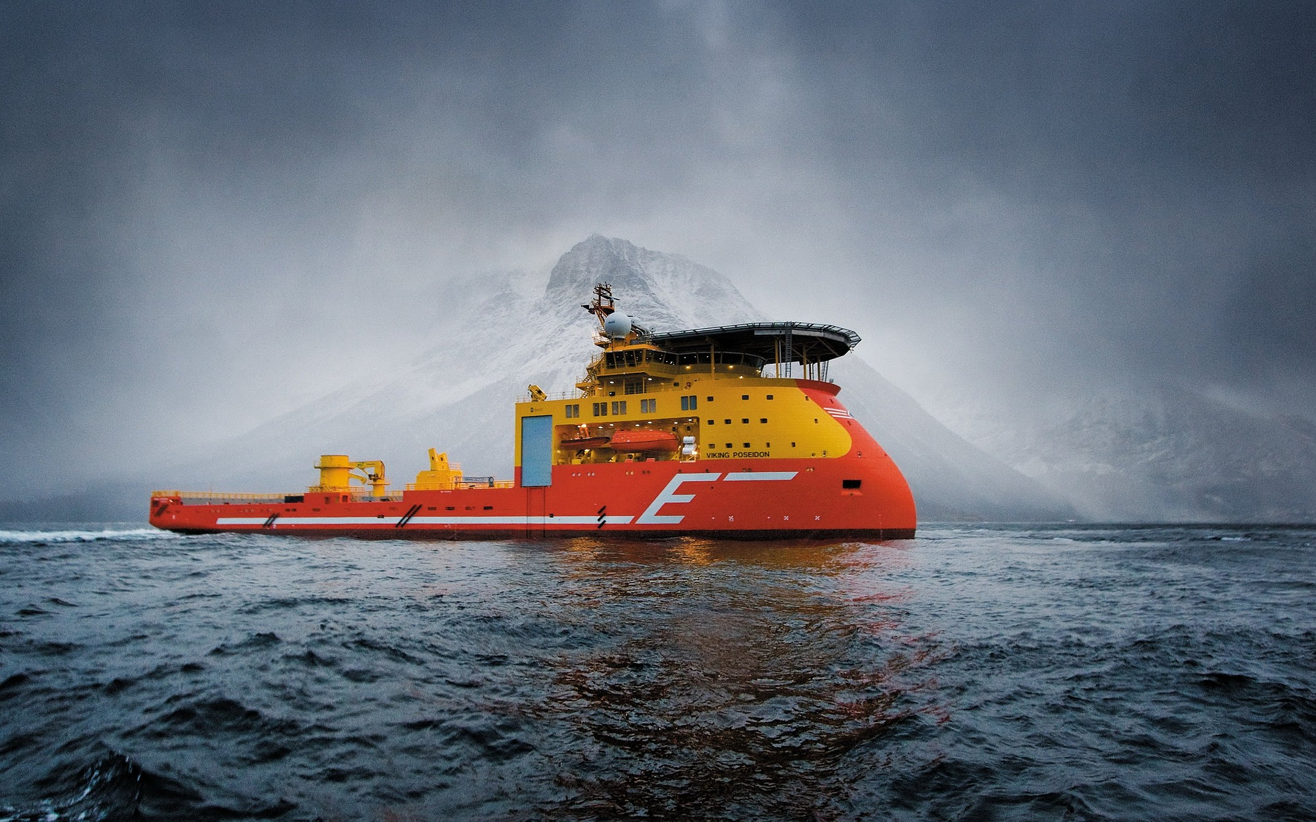 Major Accident Hazard Safety Studies for BW OffShore