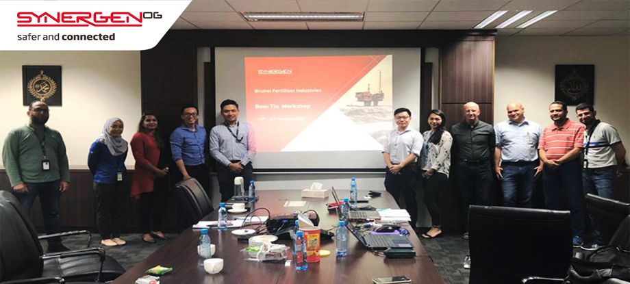 Bowtie Workshop conducted by SOG