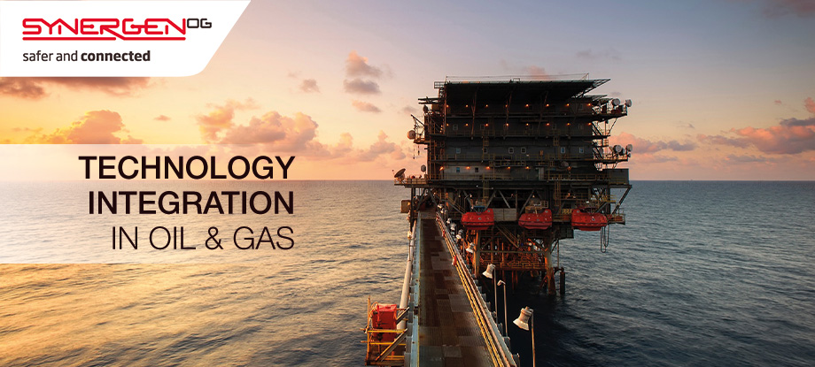 Technology Integration in Oil & Gas