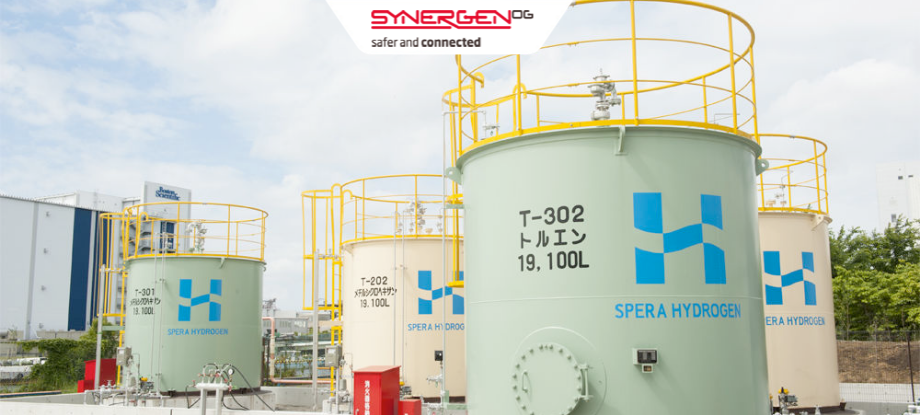 hydrogenation pilot plant project